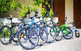 """Отель """"Лиманыч"""" предлагает велосипеды напрокат"""