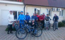 Корпоративный велотур в отеле Лиманыч